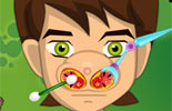Ben 10 Nose Doctor