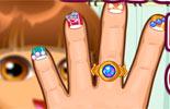 Dora Hand Doctor Caring