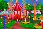 Escape Game Circus Lion