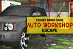 Escape Room Game Auto Workshop Escape
