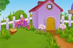 Garden House Boy Escape