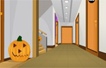 Halloween Hotel Escape