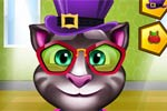 Messy Talking Tom Makeover