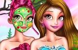 Princess Rapunzel Royal Makeover