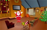 Santa Room Rat Escape